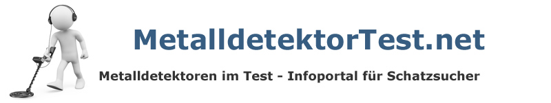 Metalldetektor Test